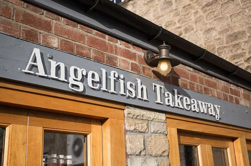 Angelfish Takeaway orders available online