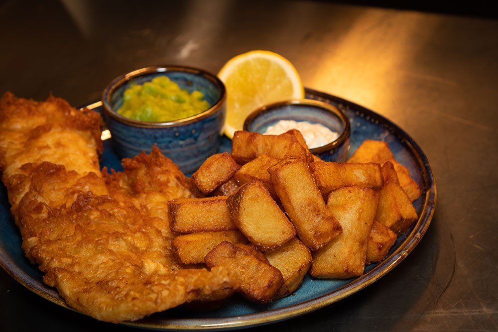 The Angel Fish and Chips